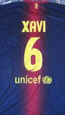 Camiseta Shirt Maglia Trikot BARCELONA Nike Qatar 6 XAVI Size 2XL