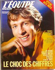 l'Equipe magazine n°278 - 1986 - Luis Fernandez - Moto - Gatien - Tabarly - PSG