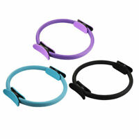 Magic Pilates Yoga Ring Exercise Gym Circles Resistance Fitness Ring Circle SYR