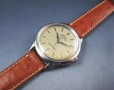 Vintage Mido Multifort Stainless Steel Powerwind Super Automatic Mens Watch