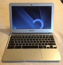 """Samsung Chromebook XE303C12-A01US 11.6"""" Chrome (Loose SD Card door)"""