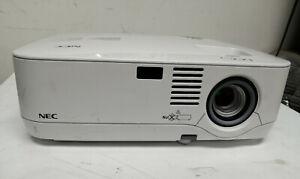 NEC NP-VE281X DLP XGA Projector 2800 Lumens NO LAMP
