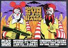 2004 Chisholm Anti-War Exhibition Poster - Chuck Sperry - Bush Bin Laden Biafra