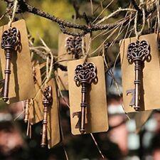 Vintage Skeleton Key Wine Bottle Openers Wedding Party Favor Gift Barware Tool