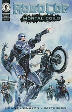 ROBOCOP: MORTAL COILS # 1  - COMIC  - 1993  -  9.2