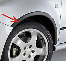 CHRYSLER 300C Wheel Arch Trims for Wing&Quater New Set 4pcs MATT BLACK 2004-2010
