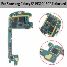 For Samsung Galaxy S3 i9300 Used Mainboard Motherboard Logic Board 16GB Unlocked