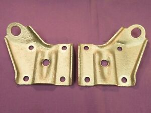 67-69,70,Shelby,Mustang,Rear Shock Plate, One Pair  Rear Leaf Spring Plates