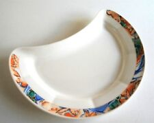 Vintage Villeroy and Boch Olbia Bone Plate Dish Hard to Find Pattern