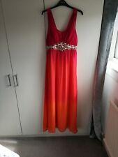 Julien MacDonald Maxi Dress Size 12
