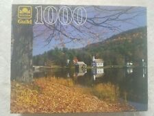 Vintage Golden Guild 1000 Piece Jigsaw Puzzle Bryant Lake