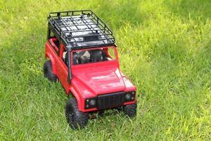 AMEWI Geländewagen 4WD Rock Crawler D90 1:12 2,4GHz RTR,