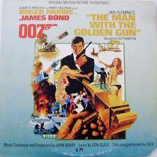 The Man With The Gun: Original Soundtrack LP # UA-LA358-G Stereo