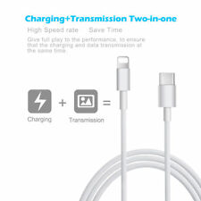 USB 3.1 Type-C USB-C to Lightning Sync Cable For iPhone X 8 7 6s 6Plus / MacBook