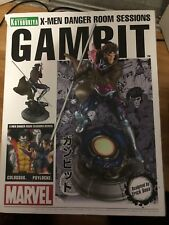 Kotobukiya Marvel Comics Danger Room Gambit Statue LE937/1500 EXCLUSIVE XM STUDI