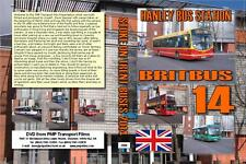 2808. Stoke On Trent. UK. Buses. March 2014. Hanley bus station on a Sarurday mo