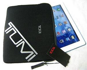 Tumi トゥミ 14280DO iPad 1 2 3 Cover Sleeve Bag Case Men Women  College Holiday NEW