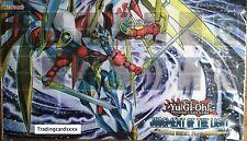 """Yu-Gi-Oh! Playmat officiel """"Numéro C39 : Rayon Utopie Victoire"""" JOTL"""
