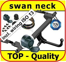 Towbar & Electric 13pin Suzuki Grand Vitara 5 Door 2005 - on / swan neck Tow Bar