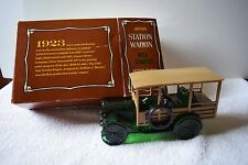 Vintage Avon 1923 Station Wagon - Full Wild Country After Shave