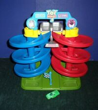 Small Toy Story Garage Tower by Fisher Price & Small Car