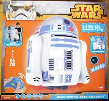 Star Wars R/C 2,4 GHz de forma remota robot robot r2d2-Dickie/Disney Boxed!
