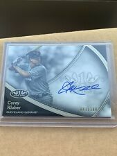 New Listing2020 Topps Tier One Talent Autographs Corey Kluber /100