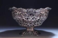 Eastern European silver Repousse Dish.