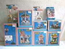 Lemax 10 pc. Summer Americana Miniatures Set – Nip
