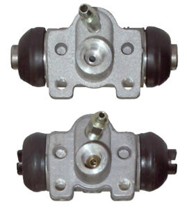 2 Drum Brake Wheel Cylinders Rear L & R Replace For HONDA Accord CR-V