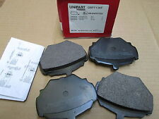 LAND ROVER 90/110 RANGE ROVER DISCOVERY FRONT BRAKE UNIPART  PADS GBP 713 NEW