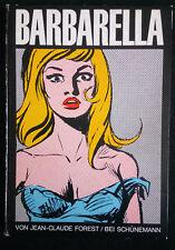 Barbarella ORIGINAL Comicbuch 1966 von Jean-Claude Forest