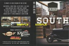"""HOT ROD REVUE """" THE SOUTH """"  DVD rat customs made in NewZealand !"""