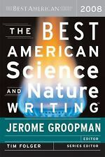 The Best American Science and Nature Writing 2008-ExLibrary