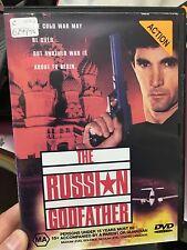 The Russian Godfather ex-rental region 4 DVD (1996 Jeff Conaway movie) rare