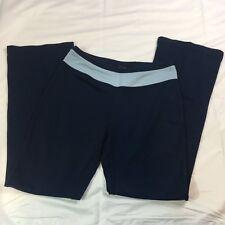 d6f799de6230b Cheetah Women s Exercise Pants Size Small Blue Loose Fit