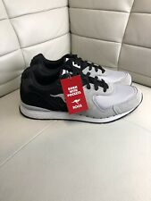 Kangaroos Roos R2 Dynocoil Black Grey Sneakers Men Size 11