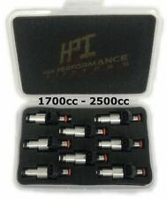 8 NEW BOSCH HIGH IMPEDANCE 225LB 2500cc INJECTORS  GM FORD LS1 CHEVY NICE SPRAY