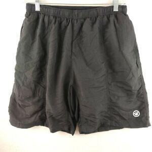 Canari Men's Padded Cycling Shorts Pockets Black Size Large