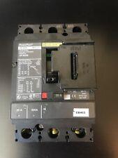 Square D Powerpact-Jd 250 Jdf36250 20A 3-Pole Circuit Breaker