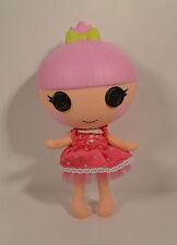 "7"" Pink Hair Trinket Sparkles Sister of Jewel Figure Littles Doll Lalaloopsy"
