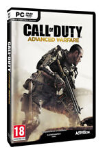 JUEGO  ACTIVISION  PC GAME  CALL OF DUTY ADVANCED WARFARE  NUEVO (SIN ABRIR)