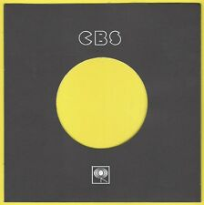 CBS REPRODUCTION RECORD COMPANY SLEEVES - (pack of 10)