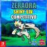Zeraora Legendario Ultra Shiny 6ivs - Pokemon Sword And Shield Event Home