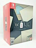 WILL: A Wonderful World (Nintendo Switch) - Limited Run Collector's Edition