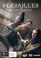 Versailles Complete Series 2 Two Second Season DVD NEW Region 4