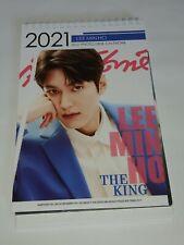 Lee Min Ho Photo 2021 2022 Desk Calendar New Year Minho Calender Actor Goods