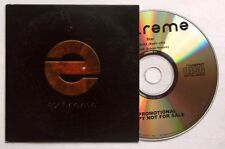 Extreme Star / Ghost Rare Italy 2008 Adv Cardcover Cd