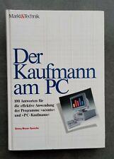 Fachbuch Der Kaufmann am PC Finanzbuchhaltung Fachbuch Software