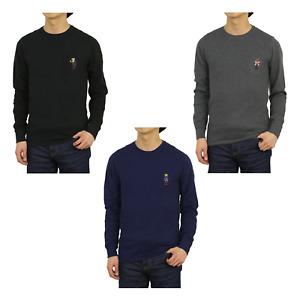Polo Ralph Lauren Long Sleeve Bear Thermal Shirt - 3 colors -